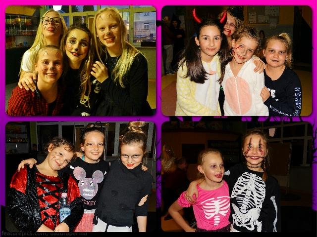 Halloween Party Publiczna Szkoła Podstawowa Nr 12